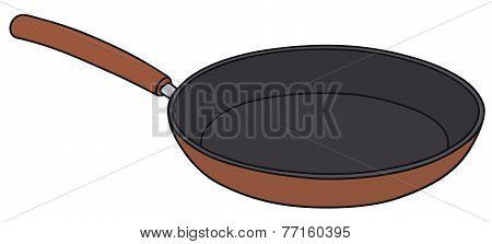 Red pan