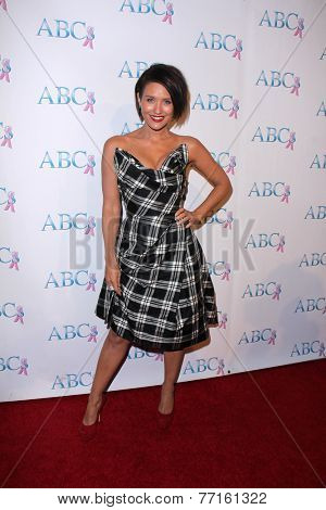 LOS ANGELES - NOV 22:  Nicky Whelan at the ABC 25th Annual Talk Of The Town Black Tie Gala at the Beverly Hilton Hotel on November 22, 2014 in Beverly Hills, CA