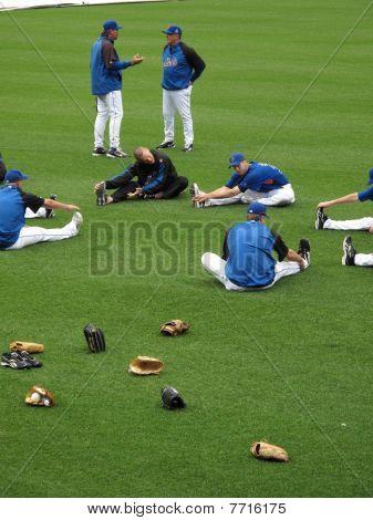 Citi Field Ballplayers