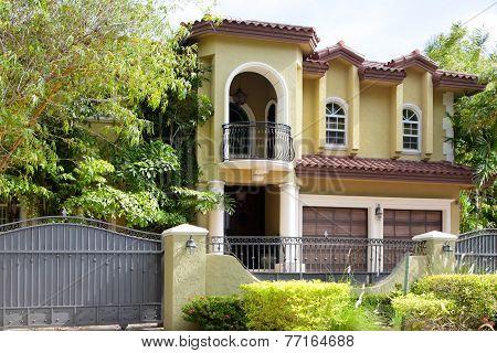 Old Miami architecture