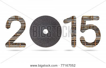 2015 Numeric From Rusty Rebar And Metal Cutting Wheel