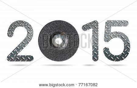 2015 Numeric From Grinding Wheel And Grunge Diamond Metal Plate Texture