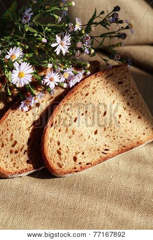 Bread And Flowers