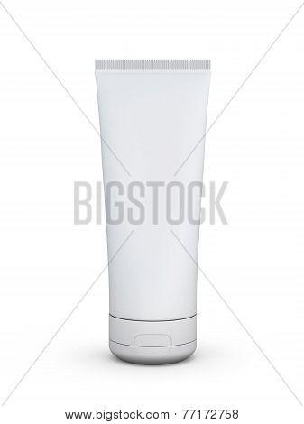 White Tube Cream