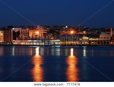 Istanbul Twilight