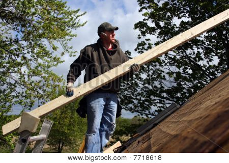 Roof Repair Carpenter