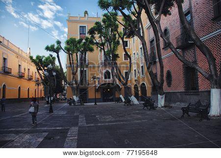 Puebla de Zaragoza, Mexico