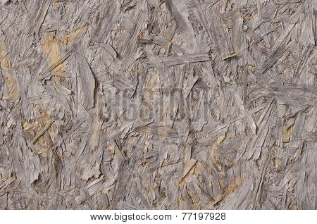 Old Vintage Paint Sawdust Board