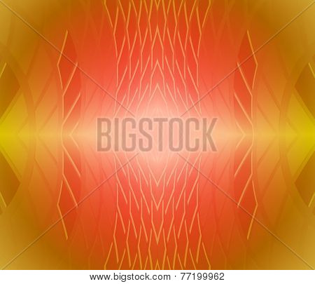 Geometric Abstract Modern Backgrounds Gold