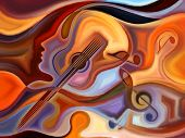 pic of expressionism  - Inner Melody series - JPG