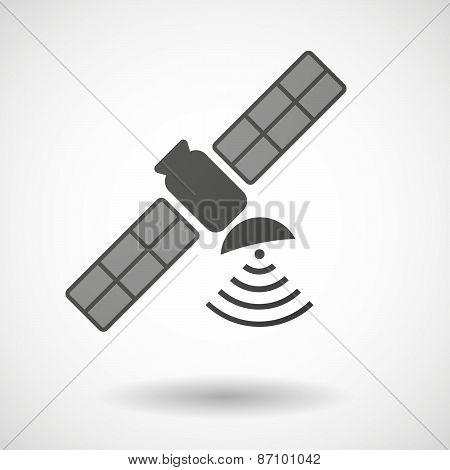 Grey Satellite