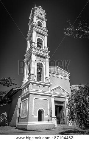 Spanish Church, Mexico