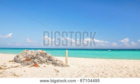 Playa Del Carmen Beach, Mexico
