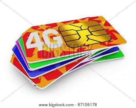 4G Sim Cards