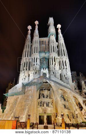 Sagrada Familia, Barcelona