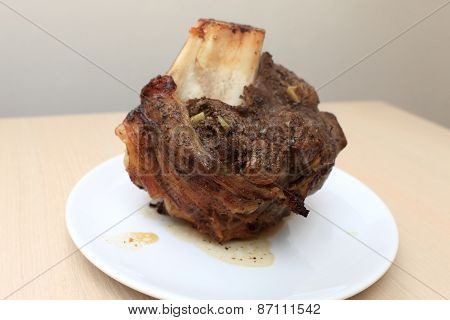 Roast Beef Shin
