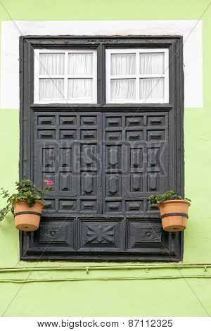 Old Historic Window
