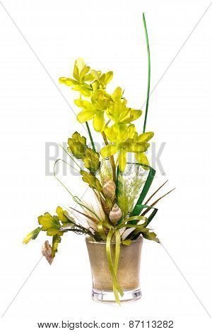 decorative floral arrangement
