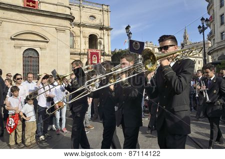 Trumpet Band
