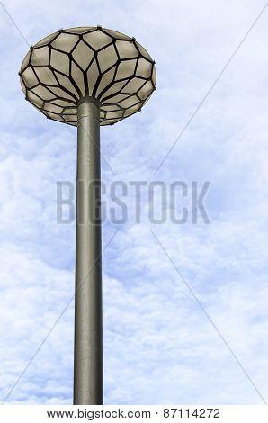 Hoganas Street Lamp
