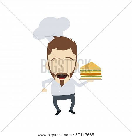 chef cartoon