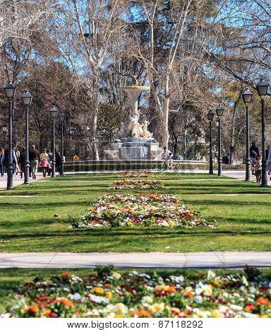 Buen Park, Madrid