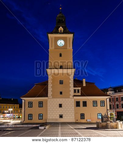 Old City Hall In Brasov