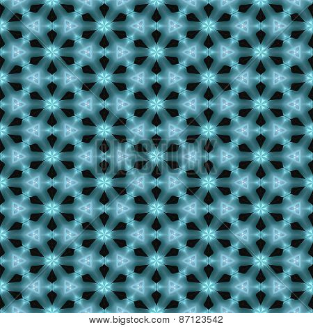 Abstract Ligh Blue Transparent Jelly Like Texture Made Seamless