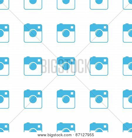 Unique Camera seamless pattern