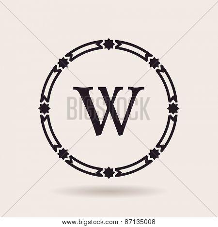 Vector frame design emblems. Vintage labels and badges for logos quality