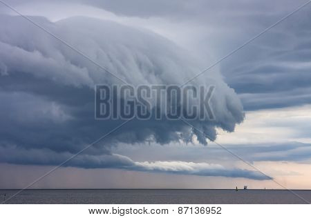 Incredible, Monstrous Clouds