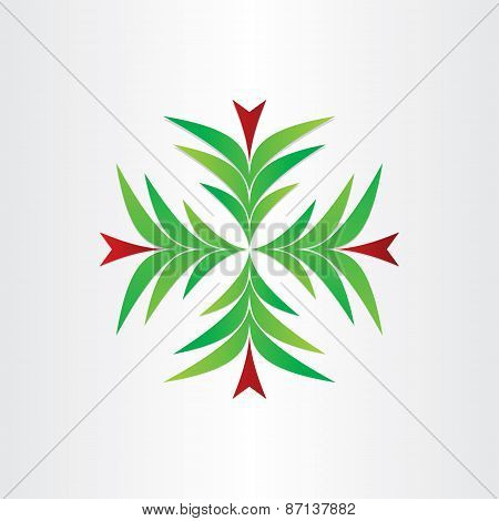 Christmas Tree Decoration Background