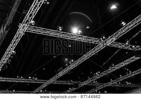 Exhibition Hall Ceiling