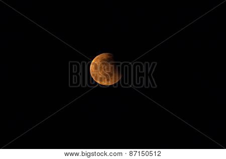 Moon Eclipse Sky Lunar