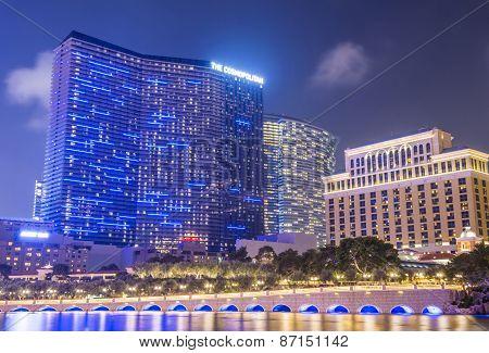 Las Vegas , Cosmopolitan