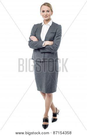 I Am The New Secretary.