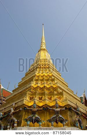 Temple, Thailand, Gold, Doors, Beautiful, Heritage, Thailand, Gold.
