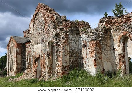 Ruins of Church