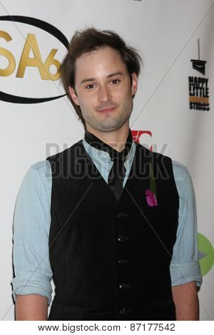 LOS ANGELES - APR 1:  Brad Bell at the 6th Annual Indie Series Awards at the El Portal Theater on April 1, 2015 in North Hollywood, CA