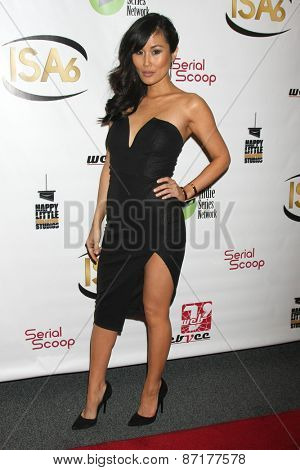 LOS ANGELES - APR 1:  Minae Noji at the 6th Annual Indie Series Awards at the El Portal Theater on April 1, 2015 in North Hollywood, CA