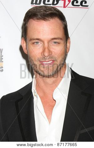 LOS ANGELES - APR 1:  Eric Martsolf at the 6th Annual Indie Series Awards at the El Portal Theater on April 1, 2015 in North Hollywood, CA