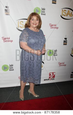 LOS ANGELES - APR 1:  Patrika Darbo at the 6th Annual Indie Series Awards at the El Portal Theater on April 1, 2015 in North Hollywood, CA
