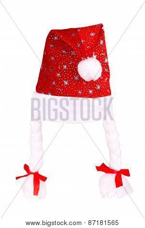 Festive Christmas Hat For Girl