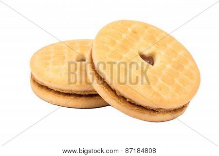 Cookie With A Heart