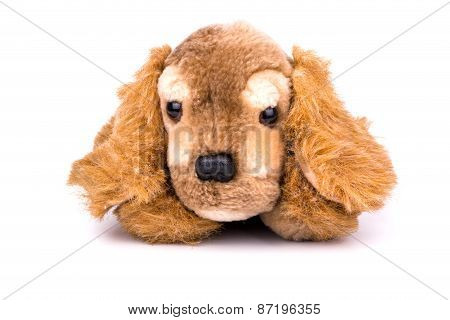 Soft Toy Dog