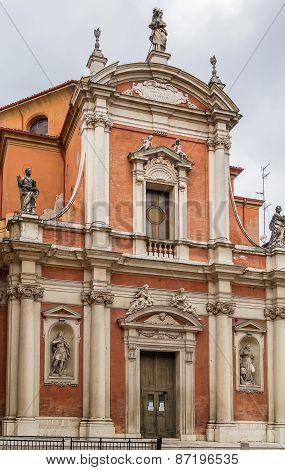 Church San Giorgio, Modena