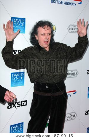 LOS ANGELES - APR 1:  Donovan at the The Music Of David Lynch at the Ace Hotel on April 1, 2015 in Los Angeles, CA