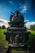 stock photo of four  - An old antique diesel powered 4 - JPG
