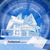 stock photo of architecture  - Architecture design - JPG