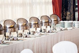 foto of banquet  - tourist - JPG